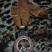 Jual kalung batik wayang kulit Murah