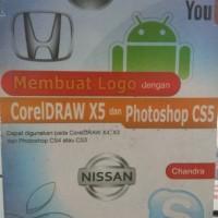Membuat Logo menggunakan Corel Draw X5 dan Photoshop CS5