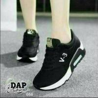 Harga sepatu olahraga hitam wanita sekolah sport nike puma adidas boots   WIKIPRICE INDONESIA