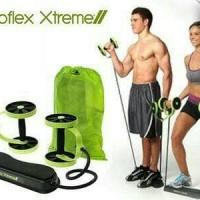 Jual REVOFLEX Xtreme Alat Olahraga Gym Praktis Murah