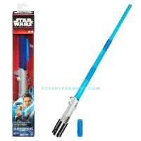 ORIGINAL REY LIGHTSABER ELECTRONIC Star Wars MISB Hasbro