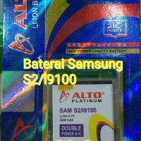Baterai Hp Samsung S2-l9100 Daya 3200 mAh Double Power Original Alto