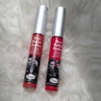 Jual The Balm Meet Matte Hughes Lipstick Lipstik Lipcream Lip Matte Murah