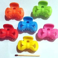 Jual jedai / jepit gurita kecil motif Murah