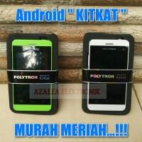 Jual Hp Android murah KITKAT handphone / smartphone POLYTRON W1351 Murah