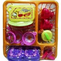 Mainan Rak Piring / Mainan Kitchen Set