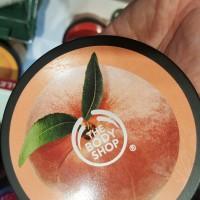 Jual The Body Shop Original Murah - Peach Softening Body Butter 200 ml Murah