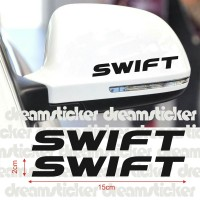 Sticker Stiker Spion Mobil Suzuki Swift