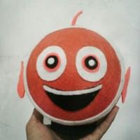 Jual lampion benang karakter Nemo ukuran 17 cm Murah