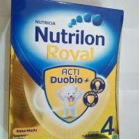 Jual Nutrilon Royal 4 Madu 400gr Murah