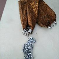Jual kalung batik wayang Murah