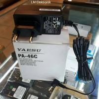 Yaesu PA-46C PA46C Adapter Charger untuk Yaesu VX-1R VX-2R
