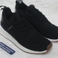 8c3c014b5 Sepatu Adidas NMD R2 PK Japan Black - Premium Quality
