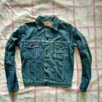 Trucker Jacket Unknow Brand not levis edwin wrangler lee iron heart
