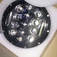 lampu headlamp led model rubicon universal jimny dan hartop