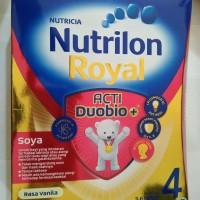 Jual Nutrilon Royal Soya 4 350gr Murah