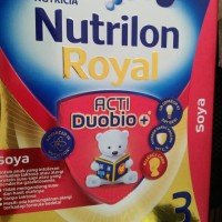 Jual Nutrilon Royal 3 Vanilla 1400gr Murah
