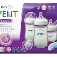Phillips Avent Bottle Naturan 2.0 New Born Set PP