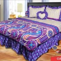 bedcover my love 2in1 160x200 Cleo Sprei Rumbai