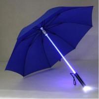 Jual Payung LED Light Saber Blue Murah