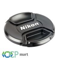 Lens Cap Nikon 52mm 18-55mm tutup lensa lenscap