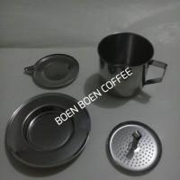 Jual Vietnam Drip Coffee XL dengan pegangan COOKMASTER (Diameter 7 Diskon Murah