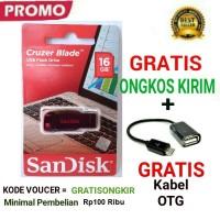 Jual USB Flashdisk 16GB/ Flasdisk Sandisk original Murah