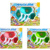 Jual TERBATAS  Tempat Makan Bayi Alat Makan Nishikawa Feeding Baby Gift Set Murah