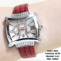 Jam tangan wanita hermes new model lampion tanggal aktif termurah dkny