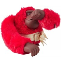 Kipling - Keychain - XL Red Monkey