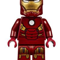 Jual lego superhero avengers model iron man brick dengan blok murah Murah