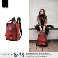 Jual Tas Ransel Mini Backpack Rayleigh Kubo Series - Teracota Murah