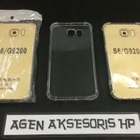 Case FIBRE ANTI CRACK Samsung S6 Flat G920 Softcase Fiber ANTI SHOCK