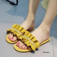 Jual sepatu wanita online murah berkualitas SEPATU WANITA SANDAL REMPEL PE Murah