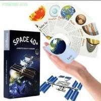 Jual Kartu Space 4D Octagon Studio TERLARIS | Kartu Edukasi Tat Berkualitas Murah