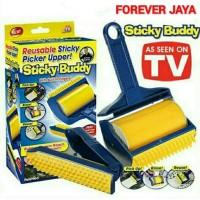 Jual Sticky Buddy Alat Pembersih Bulu dan Debu Berkualitas Murah