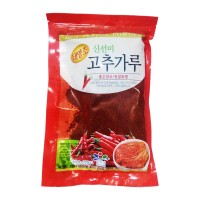 SHINSUNMI Gochugaru Impor Hot Pepper Powder Cabe Bubuk 454 Gr