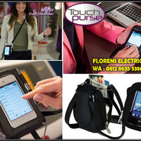 Jual  Touch Purse Dompet  HP BB  Serbaguna  Aksesoris Kartu  Tas K T3009 Murah