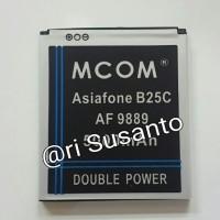 Baterai M COM for Asiafone B25C AF 9889