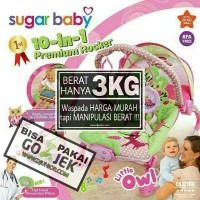 SUGAR BABY - BOUNCER PREMIUM ROCKER LITTLE OWL