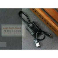 Remax Moss Series Kabel Lightning- RC-079i Limited