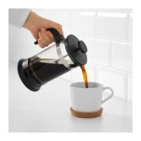 Jual IKEA UPPHETTA Tea Coffee French Press 0,4 L Pembuat Teh Kopi S   Murah