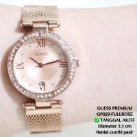Jual Jam tangan cewek bonia rantai fashion wanita guess/fossil/rolex/hermes Murah