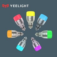 Jual Xiaomi Yeelight LED Smart Light Bulb Smartphone Control Lampu Quality Murah