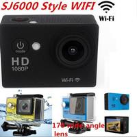 model terbaru SportCam W9 Wifi 1080P GoPro Killer - Sj6000 OEM BL Grah