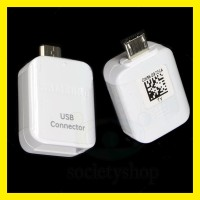 Samsung OTG Penyambung USB HP Connector FD Android S6 S7 J5 J7 A5 Note