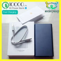 Fast Charging Power Bank Xiaomi Mi Redmi 10000mAh Pro Hp Charger Xiomi