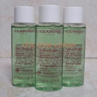 CLARINS toning lotion with iris 50 mil