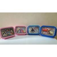 Jual Kotak makan/ lunch box stainless BPA free Murah
