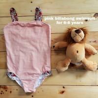 Jual PROMO Jual baju renang anak cewek pink billabong swimsuit murah Murah